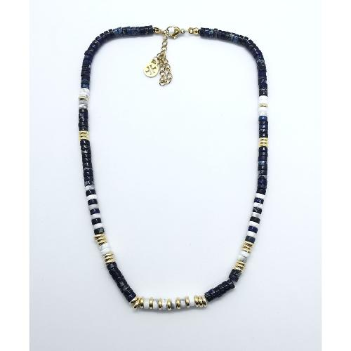 Collier ANARTXY bleu
