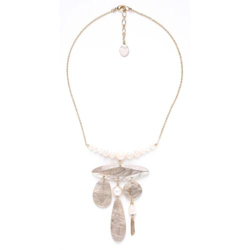 Collier multi pampilles SWEET PEARL