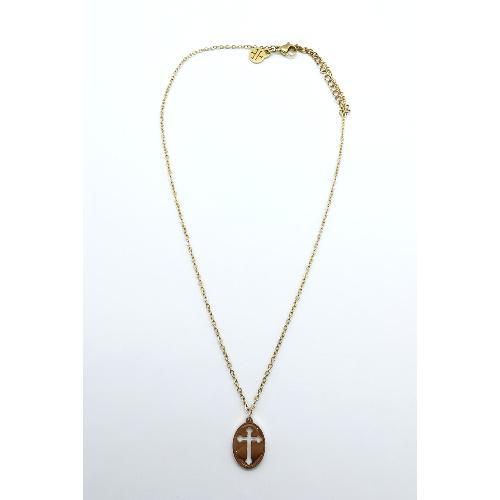 Collier ANARTXY croix